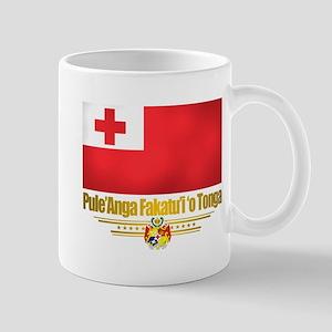 """""""Tonga Flag"""" Mug"""