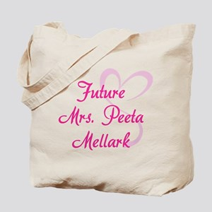 HG Future Mrs. Peeta Mellark Tote Bag