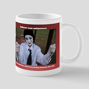 Embrace Your Uniqueness Mug
