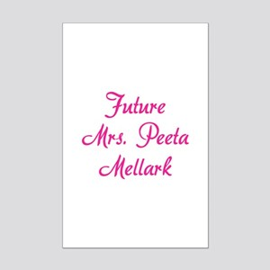 HG Future Mrs. Peeta Mellark Mini Poster Print