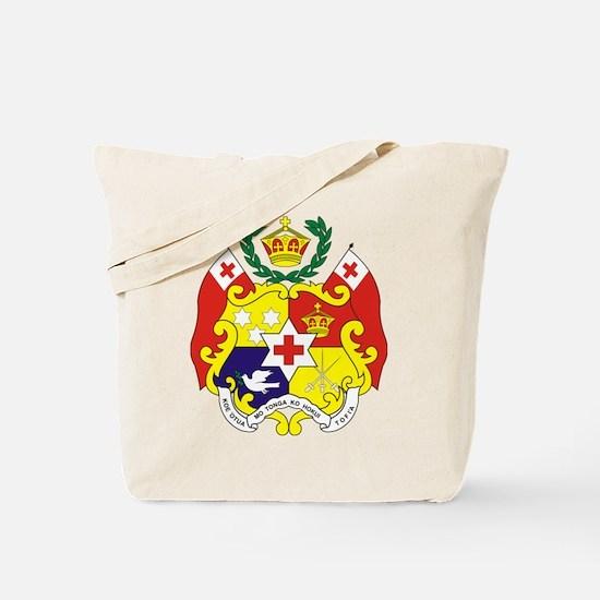 """""""Tonga COA"""" Tote Bag"""