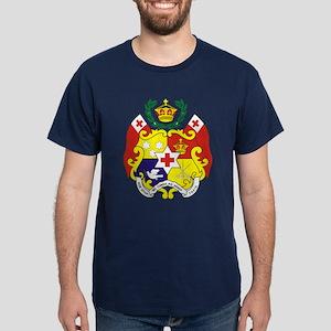 """""""Tonga COA"""" Dark T-Shirt"""