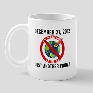 No Apocalypse Mug