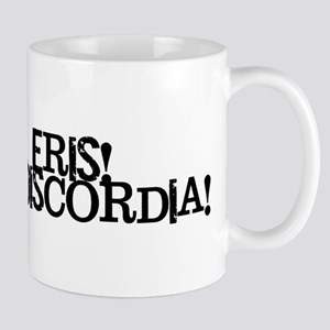Hail Eris! All Hail Discordia Mug