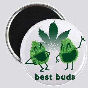 Best Buds Magnet