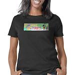 Lube Musical Header Women's Classic T-Shirt