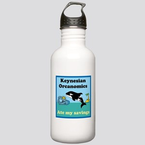 Orcanomics Stainless Water Bottle 1.0L