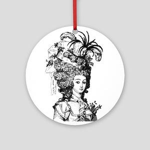 MARIE ANTOINETTE Ornament (Round)
