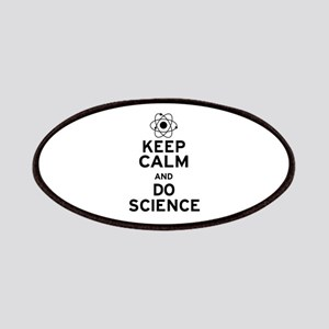 Keep Calm and Do Science Patches