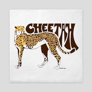 Cheetah Queen Duvet