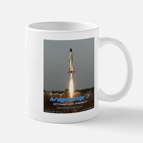 DragonShip Mug