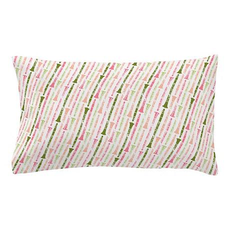 Clarinet Pillow Case