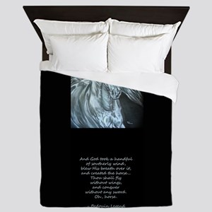 Legend of the Horse Queen Duvet