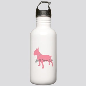 Diamonds Bull Terrier Diva Stainless Water Bottle