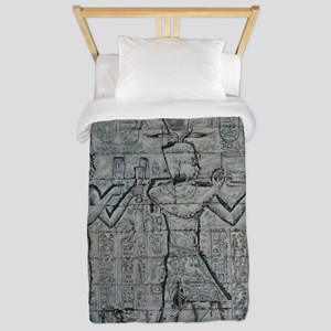Cleopatra and Caesarion Twin Duvet