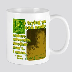 By Trying We Can Mug