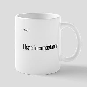 ENTJincompetance Mugs