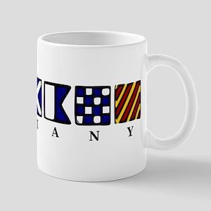 Nautical Germany Mug