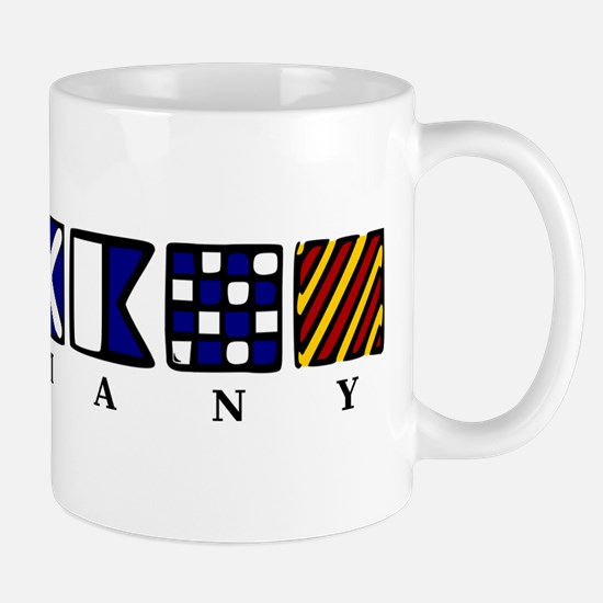 Nautical Germany Mug