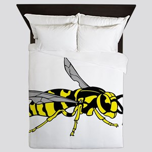 Wasp. Queen Duvet