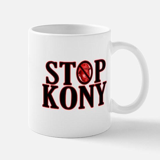 STOP KONY! Mug