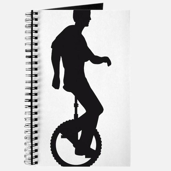 Funny Evolution of man biker Journal