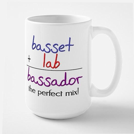 Bassador PERFECT MIX Large Mug