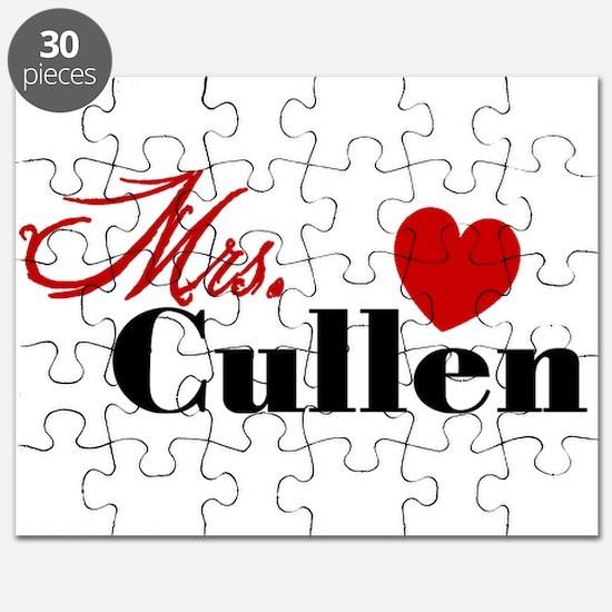 Mrs. Edward Cullen Puzzle