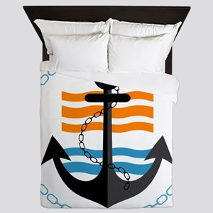 The Sailor Queen Duvet