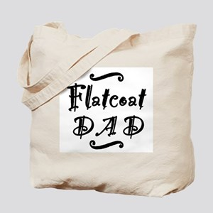 Flatcoat DAD Tote Bag