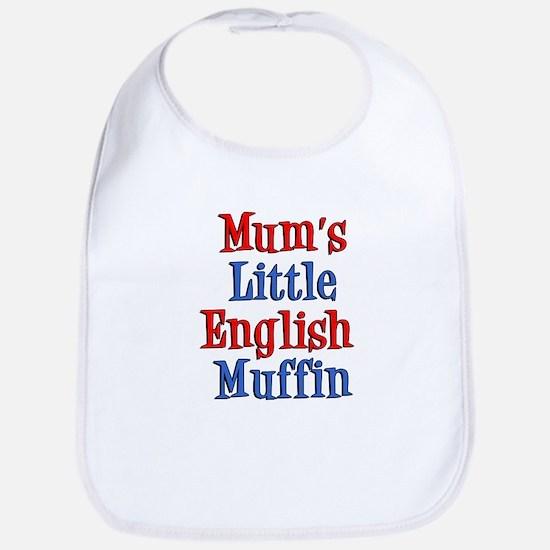 Mums Little English Muffin Bib