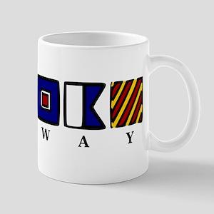 Nautical Norway Mug