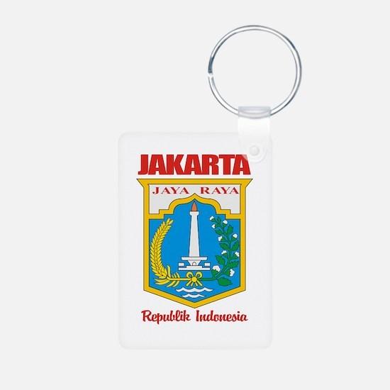 """Jakarta"" Keychains"