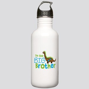 Dinosaur Big Brother Stainless Water Bottle 1.0L