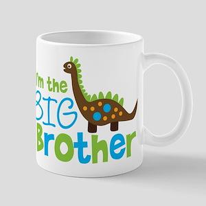 Dinosaur Big Brother Mug