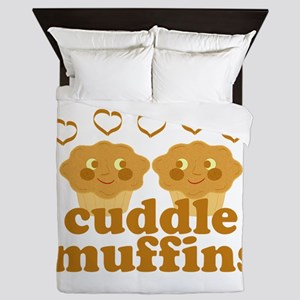 Cuddle Muffins in Love Queen Duvet