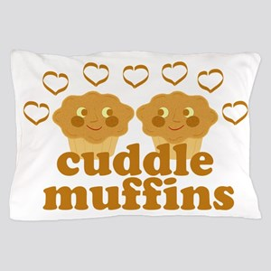 Cuddle Muffins in Love Pillow Case