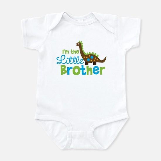 Dinosaur Little Brother Infant Bodysuit