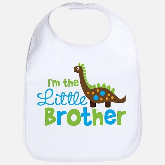 Dinosaur Little Brother Bib