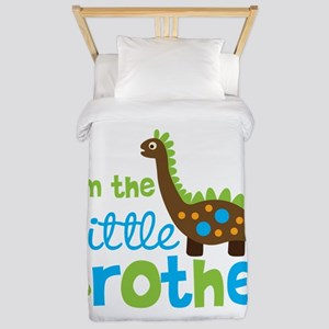 Dinosaur Little Brother Twin Duvet