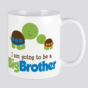 Turtle going to be a Big Brother Mug