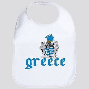 Greece Shield Bib