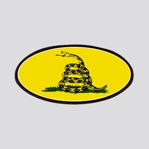 Gadsden Traditional Flag Patches