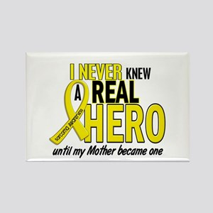 Real Hero Sarcoma Rectangle Magnet