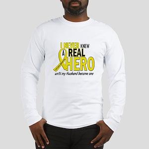 Real Hero Sarcoma Long Sleeve T-Shirt