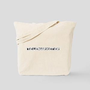 Telemarketer Tote Bag