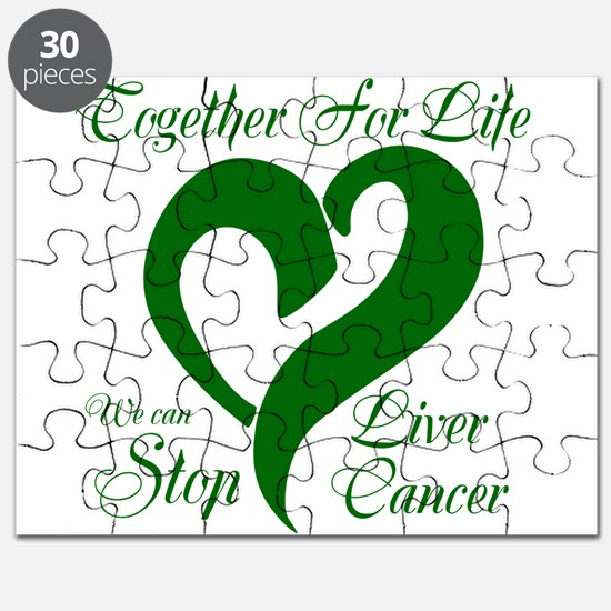 Stop Liver Cancer Puzzle