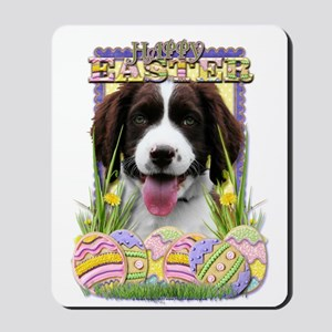 Easter Egg Cookies - Springer Mousepad