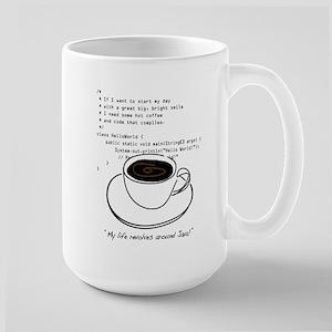 Geektastic: Java Life - Large Mug