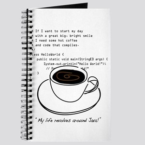 Geektastic: Java Life - Journal